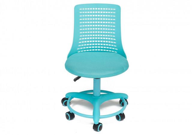 Детское компьютерное кресло Kiddy бирюзовое