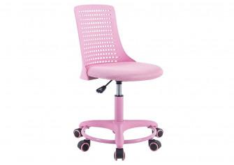 <span>Детское компьютерное кресло</span> Kiddy розовое