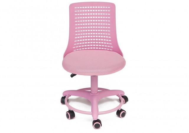 Детское компьютерное кресло Kiddy розовое