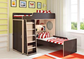 <span>Двухъярусная кровать</span> Легенда 5.5