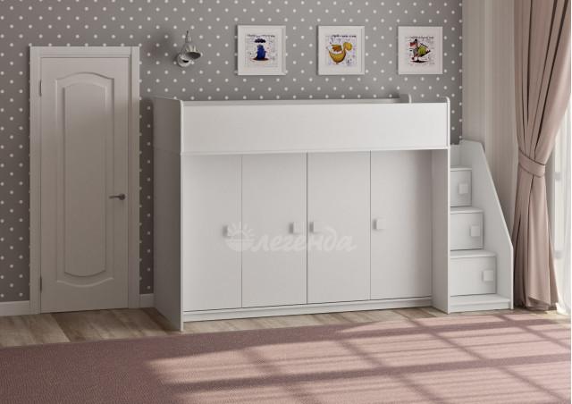 Кровать чердак Легенда 43.5.1