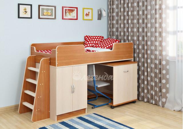 Детская кровать  Легенда 2.2