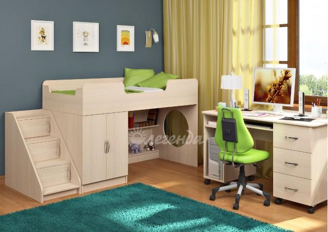 Детская кровать  Легенда 2.3