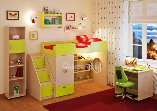 Детская комната Легенда №9