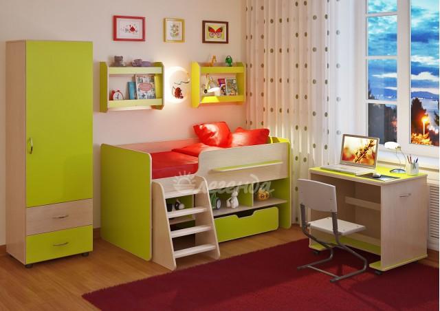 Детская комната, Легенда №11