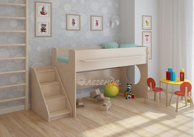 Детская кровать  Легенда 23.2