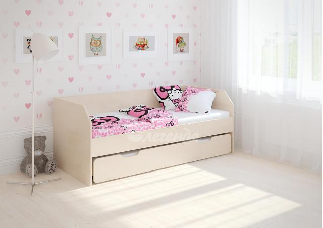 Двухъярусная кровать Легенда 13.2
