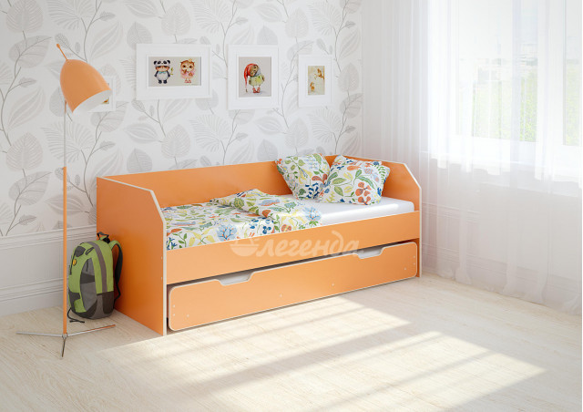<span>Двухъярусная кровать выдвижная</span> Легенда 13.2