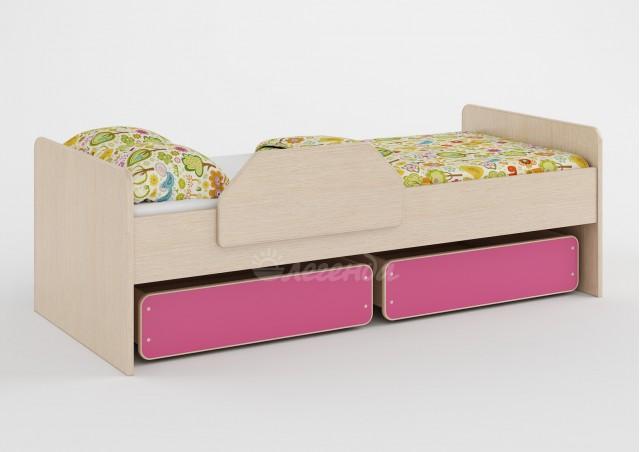 <span>Детская кровать от 3 лет</span> Легенда 27.1