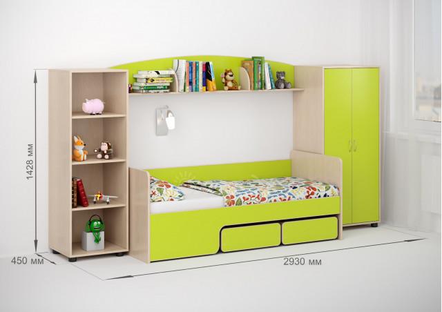 Детская комната Легенда №24