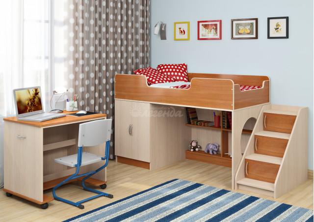 <span>Детская кровать</span> Легенда 2.6