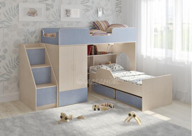 <span>Двухъярусная кровать</span> Легенда 3.10