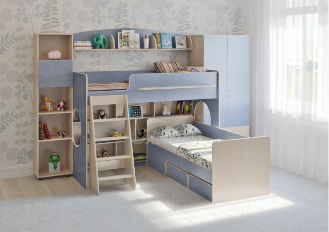<span>Двухъярусная кровать</span> Легенда 26.5
