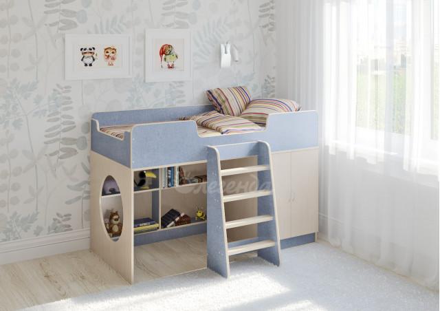<span>Детская кровать</span> Легенда 2.1