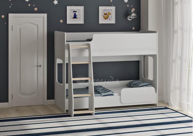 Двухъярусная кровать Легенда  42.4.2