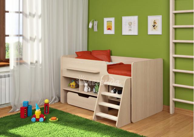 <span>Детская кровать от 3 лет</span>  Легенда 6