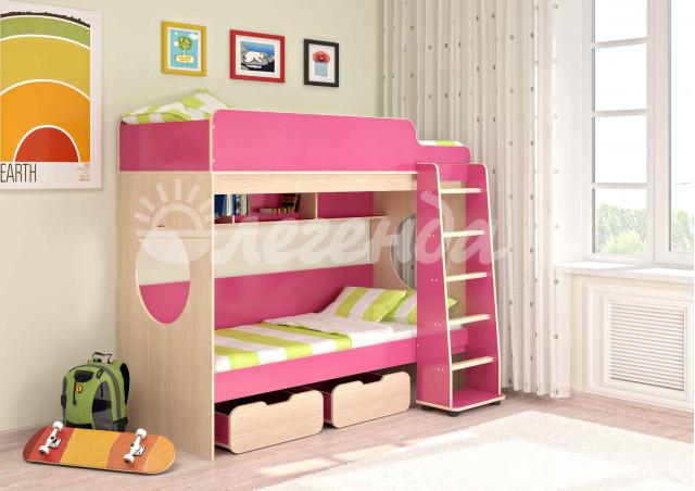 <span>Двухъяусная кровать</span> Легенда 7.1