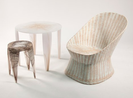 Мебель из смолы