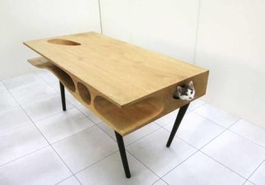 CATable - стол для людей и для котов