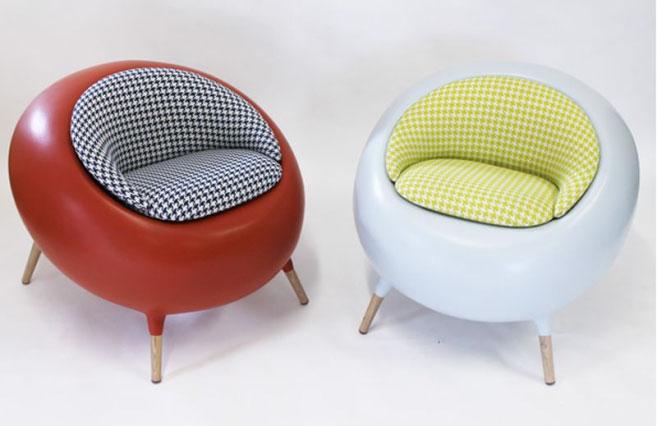 Оригинальное кресло для любого члена семьи