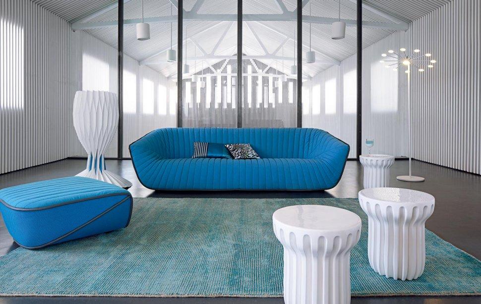 Фактурный диван