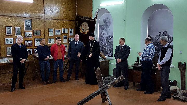 в Рыбинске открылась экспозиция «Неизвестные герои забытых сражений».