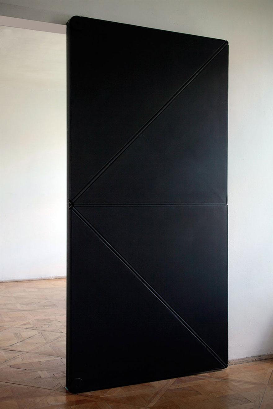 дверь-оригами