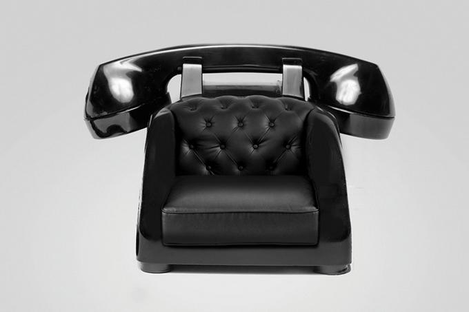 Кресло-телефон