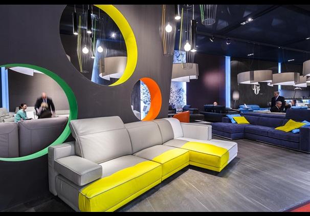 Яркий дизайн мебели