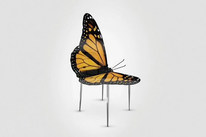 Стул-бабочка