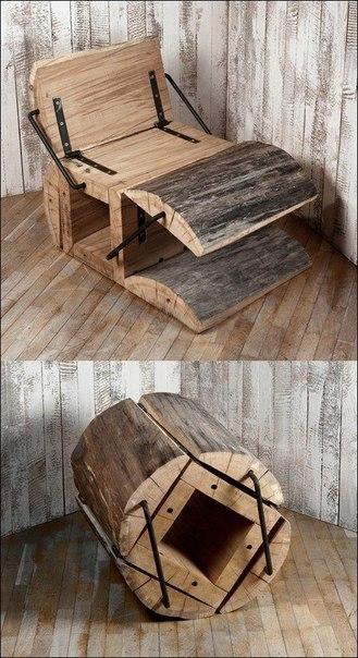 кресло-бочка