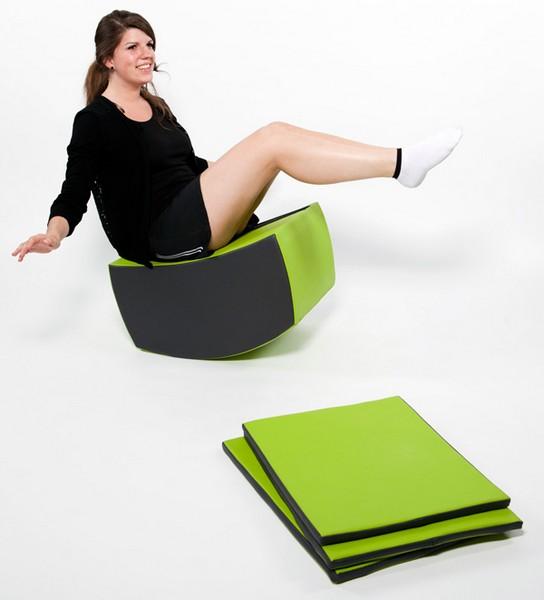 Стул для фитнеса Jopple