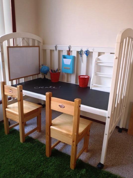 апгрейд детской кроватки