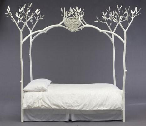 Лесная кровать