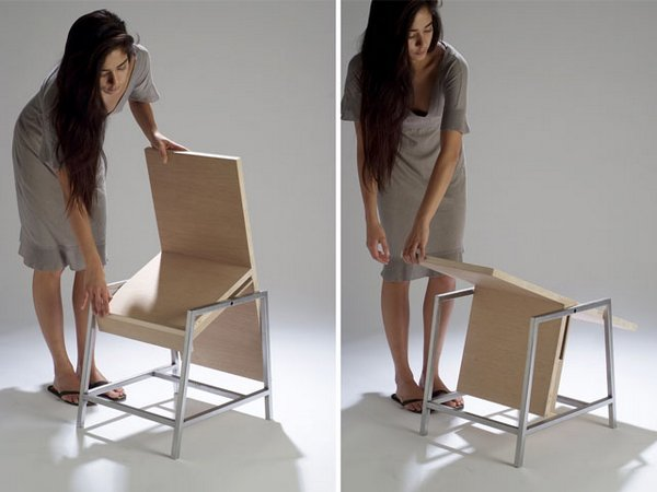 """Трансформер """"стул-стол"""""""