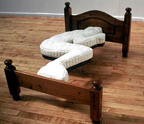 """Кровать """"поза для сна"""""""