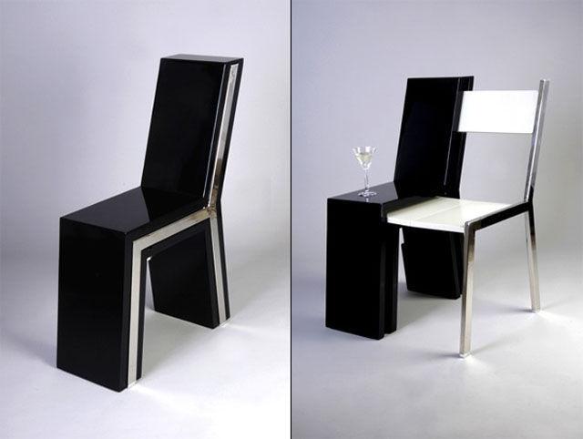 Раздвижной стул