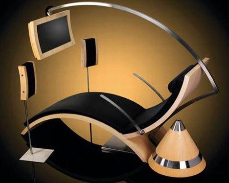 Кресло будущего