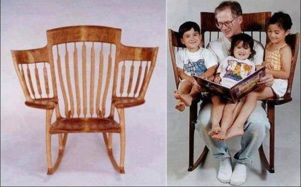 Family reading chair