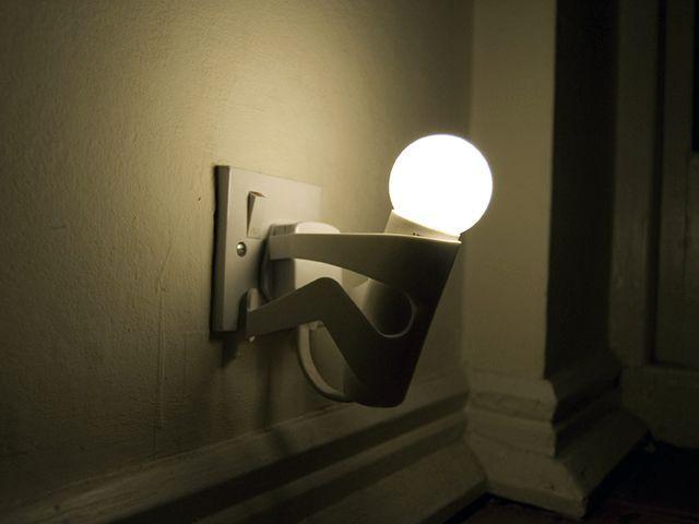 Лампочка-мученик