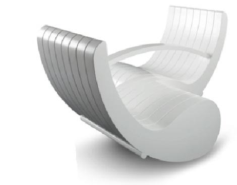 Двухместное кресло Tete-a-Tete