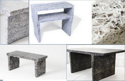 Мебель из обрезков