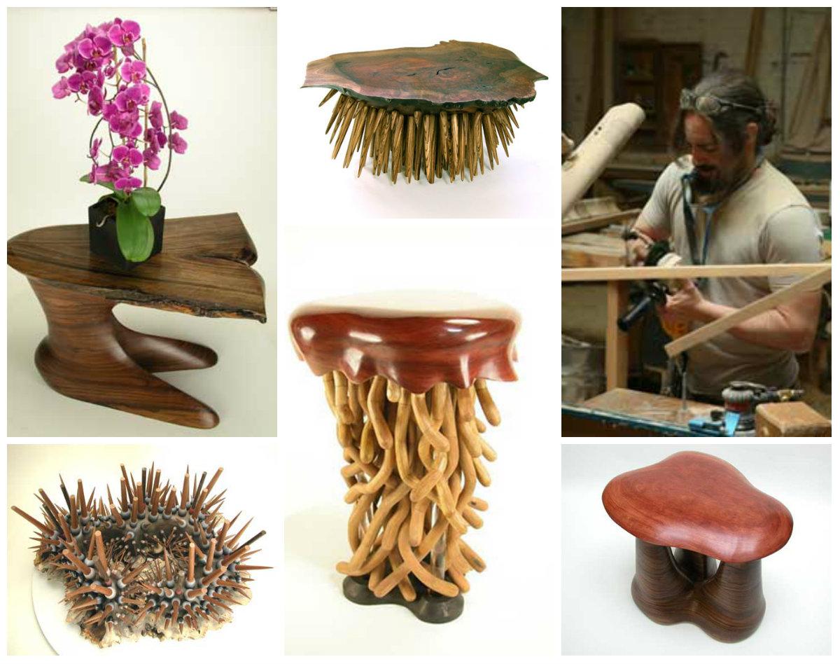 Мебель природы от Роберта Броу