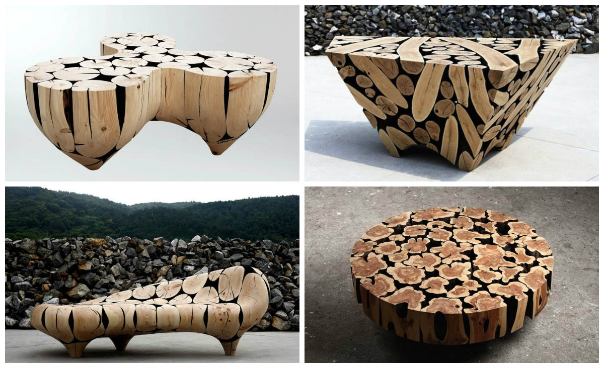 Деревянное волшебство корейского мебельщика