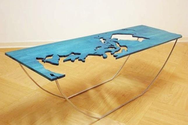 Географический столик
