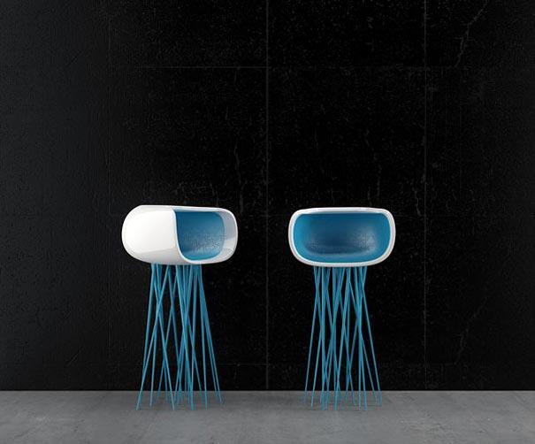 Milipede Chair