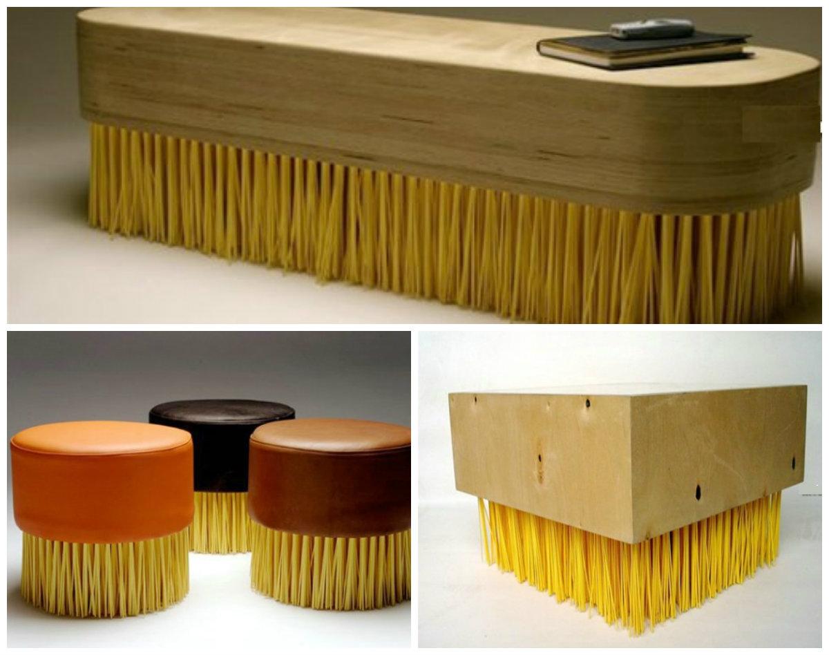 Мебель-щетки