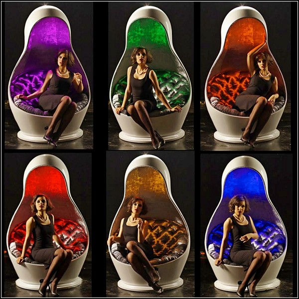 Matreshka Light Chair